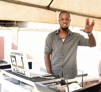 Unstoppable Deejay Kelly