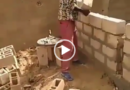 Video Of A Bricklayer Using Magic To Invoke Blocks (Video)