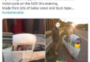 See The 'Weird' Homemade Car British Policemen Pulled Over In Traffic