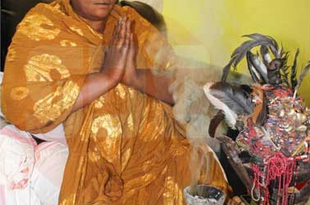 Meet Kenyan Richest Witchdoctor Who Never Misses Church